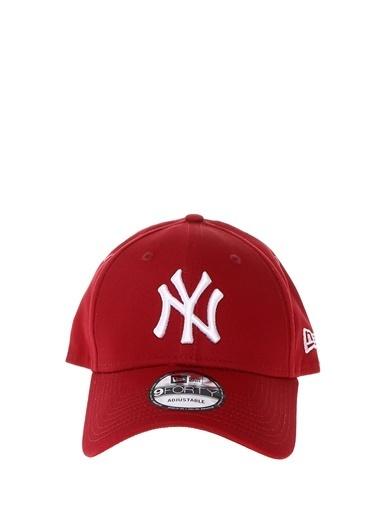 New Era New Era Kırmızı Unisex Şapka Kırmızı